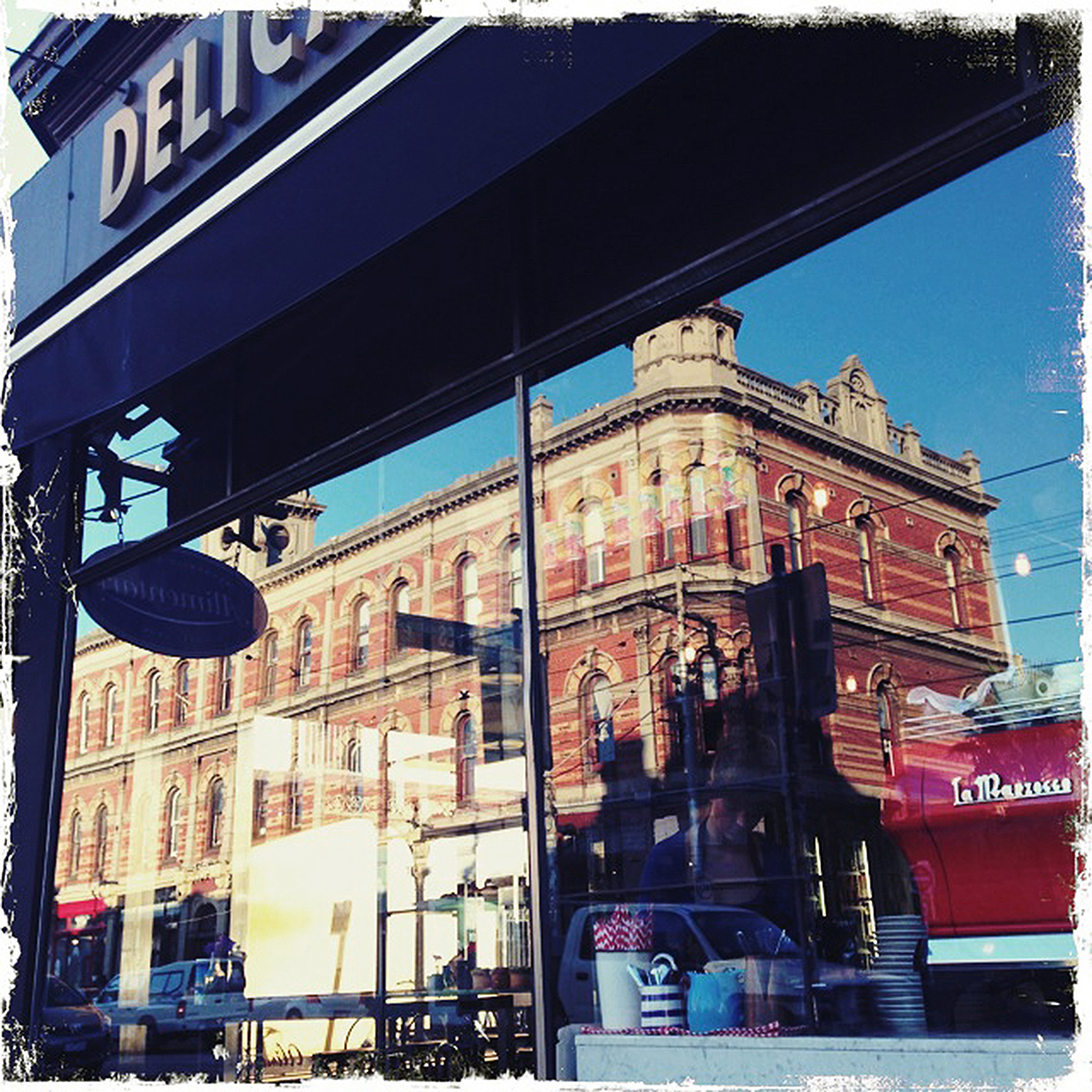 Fitzroy, cafe, deli, coffee, photographer